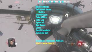 [PS3/AW] Exo Zombie Mod Menu By MrNiato [1.20]