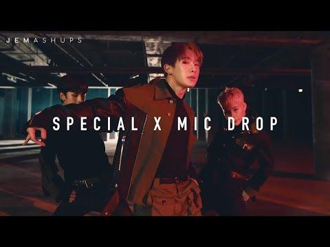 MONSTA X & BTS :: 'SPECIAL X MIC DROP' (MASHUP)