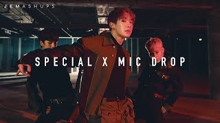 MONSTA X & BTS :: 'SPECIAL X MIC DROP' (MASHUP)