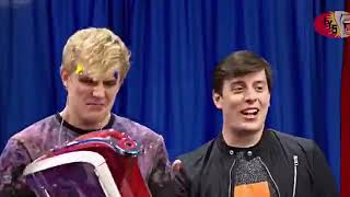 the only important clips from bizaardvark (just thomas sanders)