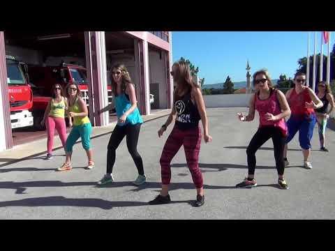 Choreografie zum Abnehmen tanzen Zumba