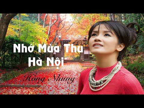 Nhớ Mùa Thu Hà Nội | Hồng Nhung | Nhạc Trịnh Công Sơn Hay Nhất