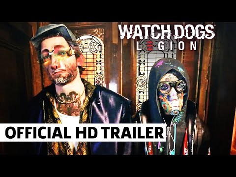 Watch Dogs Legion - Official 'Tipping Point' Cinematic Trailer