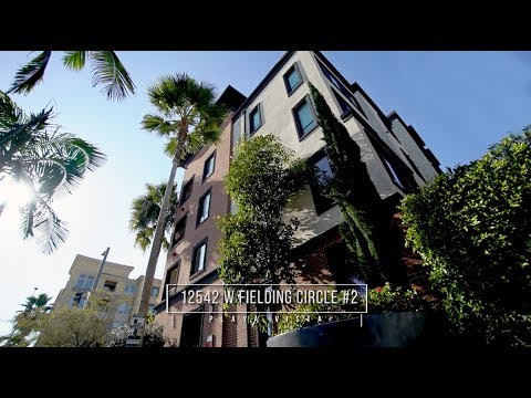 Camden Playa Vista | Stunning Two-Level Corner Home