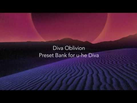 Diva Oblivion free synthwave presets for Diva : synthwaveproducers
