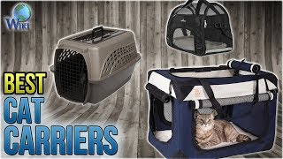 10 Best Cat Carriers 2018