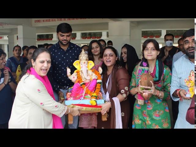 Ganesh Celebration @THE RADIANT INTERNATIONAL SCHOOL