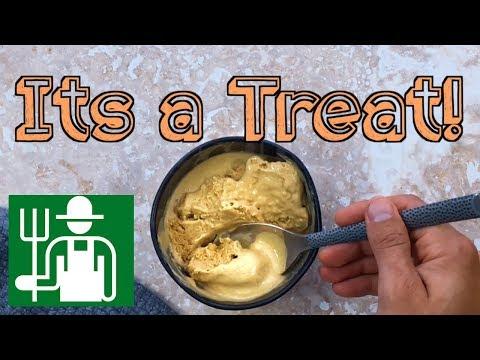 Handmade Keto Ice Cream | Pumpkin Spice