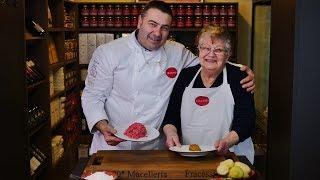 Macelleria Fracassi per Obicà: la ricetta delle Polpette di Chianina IGP