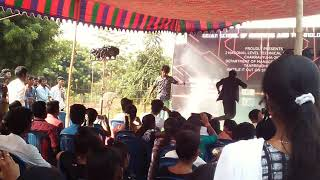 GOJAN CLG, MECHANICAL SYMPOSIUM GEASTS DANCE