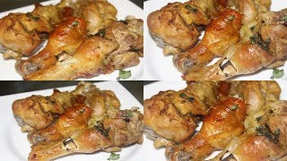 This Juicy Baked Chicken Recipe will make your Husband think you