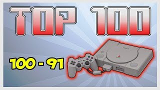🥇TOP 100 MEJORES JUEGOS DE PS1 DE LA HISTORIA (100-91) para la Playstation classic mini (PS1)