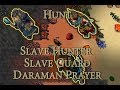 MEDIVIA - Darashia Slave Hunters/Guards and Daraman Prayer