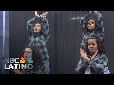 Latino Sororities and  Fraternities Create Community for Students On College Campuses | NBC Latino