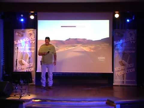Karaoke TV Media Entertainment va prezinta pe Cody from Wyoming la Karaoke Idol in Hard Rock Cafe
