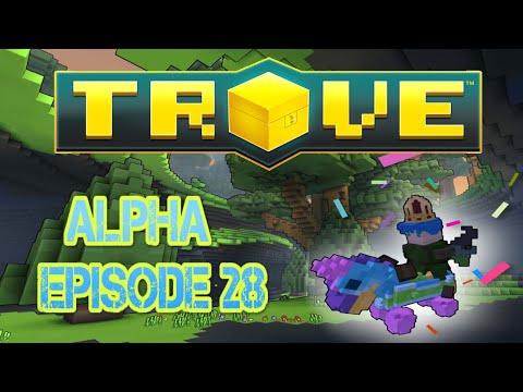 Trove Alpha (Episode 28) - Music :D
