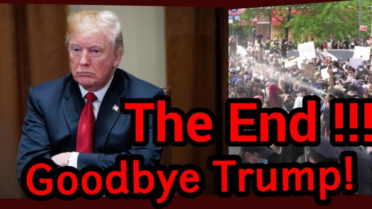 Good bye Trump ! Is it The end of Donald Trump in America? (with subtitle)  - YouTube