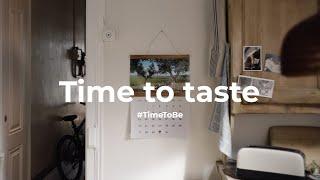 Time to taste (sneak peek)