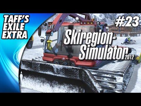 Ski Region Simulator |E23|  Time to watch Fisticuffs!