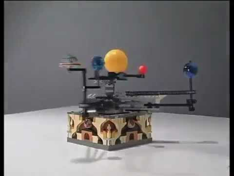 lego solar system instructions