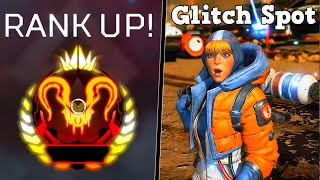 Unlocking APEX PREDATOR using this glitch spot!