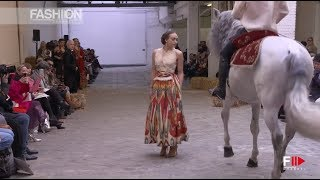 FRANCK SORBIER Haute Couture Spring 2020 Paris - Fashion Channel