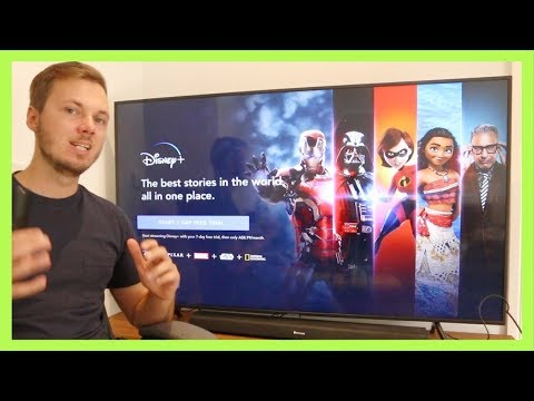 How To Watch Disney Plus On Samsung TV/ Smart TV 🔥 [2020]