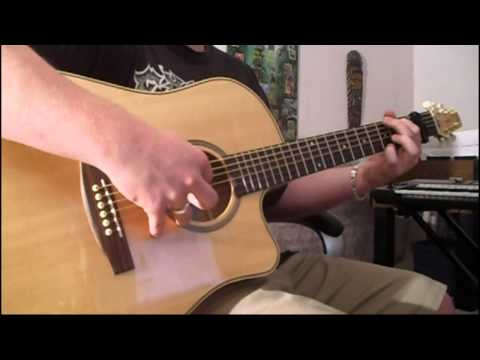 John Lennon -- Julia -- Guitar/Vocal Cover