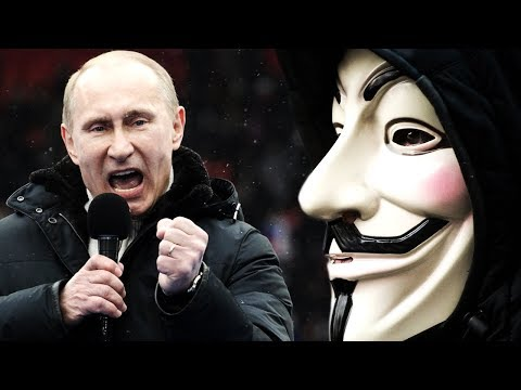 Thumbnail: Anonymous - Russia Declares STATE OF WAR between America! (and to Remove Donald Trump)