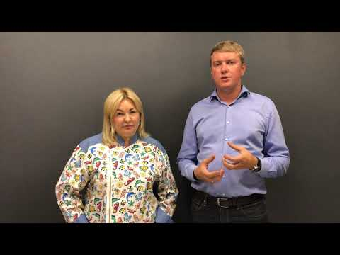 Наталья Кулакова и Ричардас Качанаускас