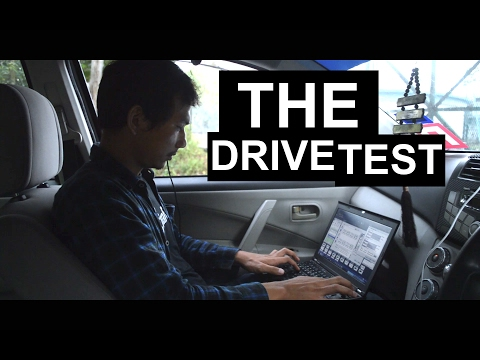 THE DRIVE TEST