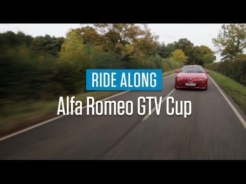 Alfa Romeo GTV Cup | Ride Along