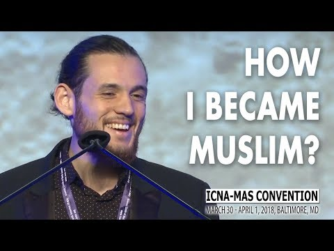 How I Became Muslim by Pedro Morales | ICNA-MAS Convention 2018