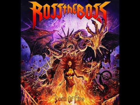 "Manowar founder Ross ""The Boss"" Friedman unveils new album Born Of Fire..!"