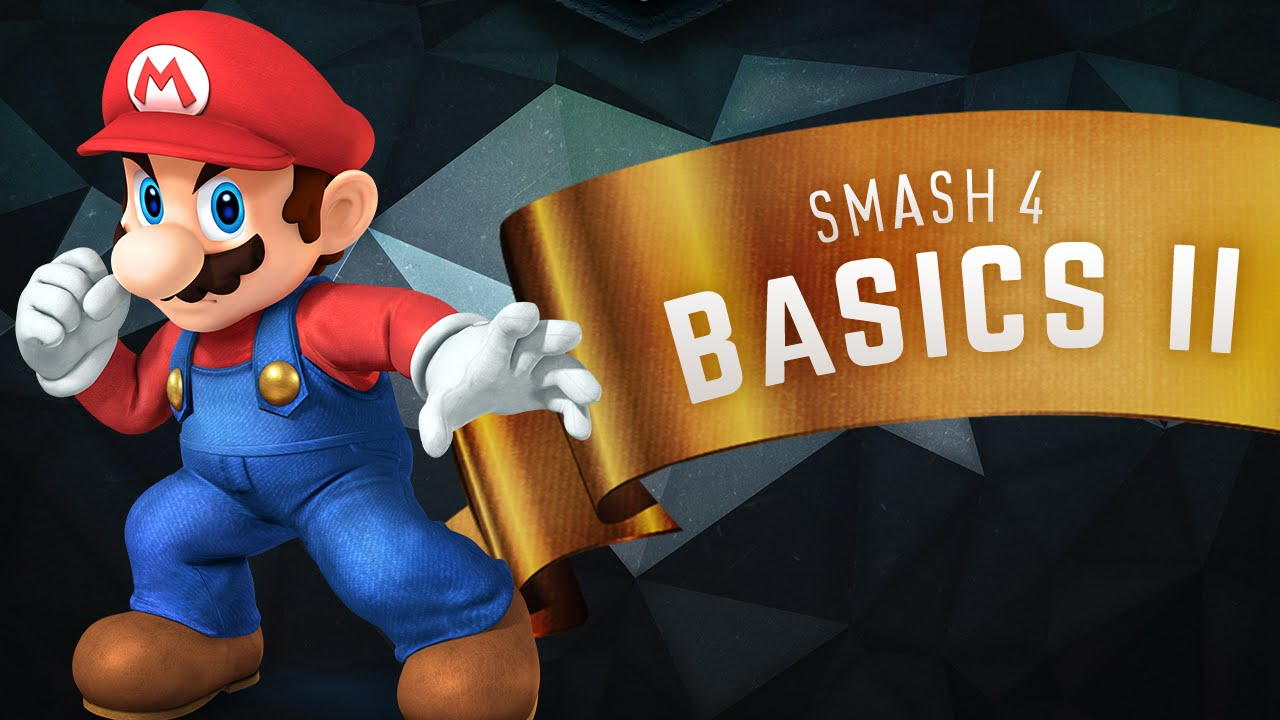 Wii U/3DS Basics: Part 2 - Super Smash Academy