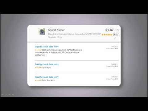 odesk tips -  review & feedback score
