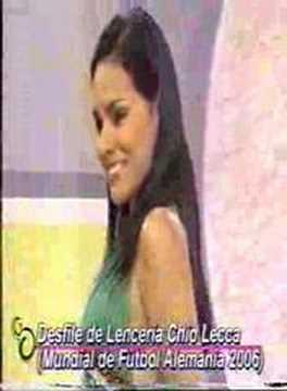 Karla Chavez en Programa Lima Limón