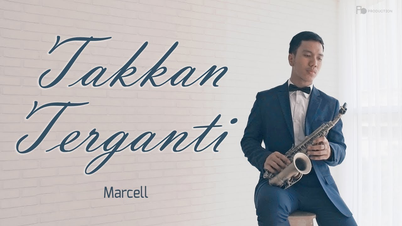Takkan Terganti Marcell Saxophone Cover By Desmond Amos In 4k
