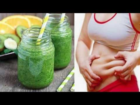 They call it The JUICE OF THE FLAT, Slender Abdomen ¦ Get Rid of BELLY FAT BURNING FAT DIET