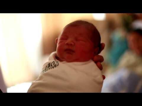 วินาทีความตื่นเต้นก่อนและหลังเห็นหน้าลูกชายตัวน้อยของเมย์ ฝนพา คุณแม่มือใหม่