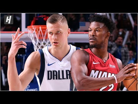 Miami Heat vs Dallas Mavericks – Full Game Highlights | December 14, 2019 | 2019-20 NBA Season