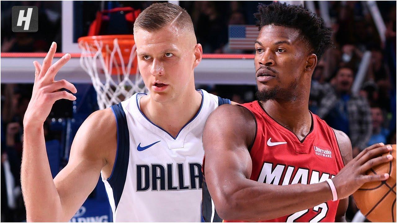 Miami Heat Vs Dallas Mavericks Full Game Highlights