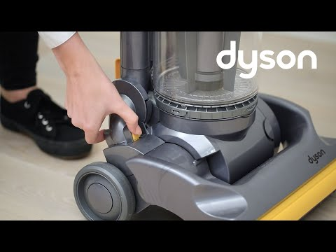 Dyson DC07, DC14 and DC33 upright vacuums - Replacing the valve pipe (CA)
