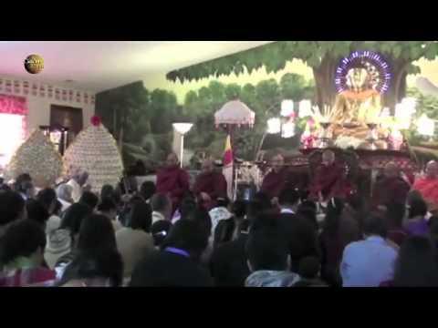 Khtein Religious Ceremony: Jatavan Monastery, Fort Wayne, Indiana, U.S.A. (2011)