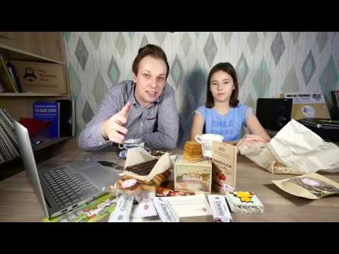 """MyRussianBox. """"The Russian Tea Party"""" Box (+GIVEAWAY)"""