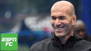 Zinedine Zidane linked with Manchester United job; is he the right fit? | ESPN FC