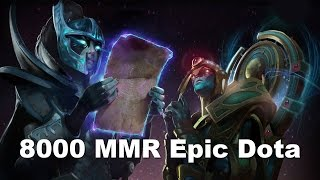 Oracle in Epic Chinese 8000 MMR Dota 2