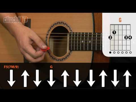 Here Without You - 3 Doors Down (aula de violão simplificada)