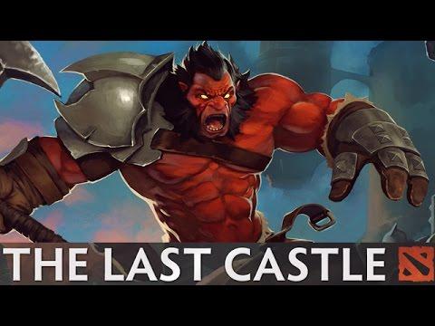 Dota 2 – The Last Castle