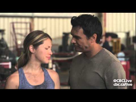 Adam Beach and Pascale Hutton Dish on the Return of Arctic Air  CBC
